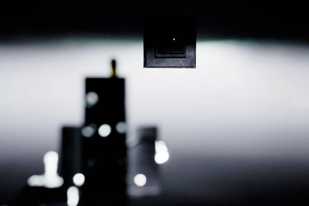 Photometric lab low beam measuring