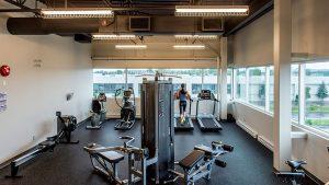 DBM Optix Gym Room