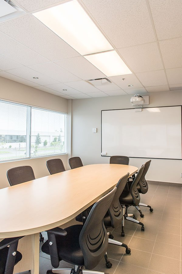 DBM Optix meeting room
